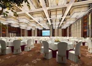 华凯宴会厅装饰工程设计