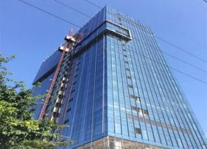 恒泰商务中心幕墙设计施工