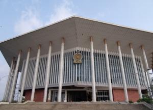 斯里兰卡国际会议中心幕墙设计施工