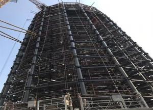 立体停车楼钢结构工程