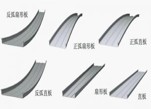 钢结构维护板材