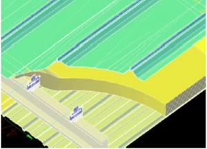 直立缝锁边屋面系统